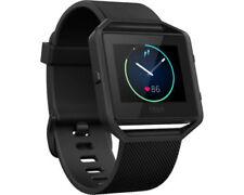 Smartwatches aus Silikon/Gummi und Edelstahl Fitbit