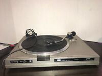 Sansui FR-D35 Automatic Direct Drive Auto Return Record Player Turntable. GAR