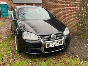 Volkswagen Golf R32 2009 - Low Mileage - History