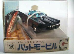 Vintage Eidai Grip Batman Batmobile with rockets brand new in box unused