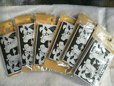 Lot of 6 Scratch & Reveal Valentines-4 Packs-Scratch Stick-Dinosaur-Qty 24-Eb96