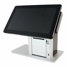"""POS-X ION TP5 14"""" ALL-IN-ONE RESTAURANT RETAIL BAR POS PRINTER W10 pcAmerica NEW"""