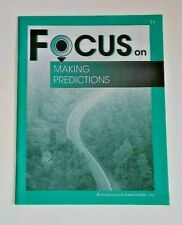 Reading Comprehension Focus On Making Predictions Grade 8 9 10 11 12 +