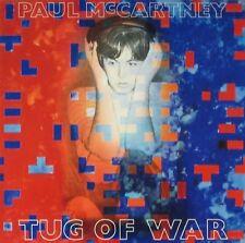Paul McCartney (Beatles) - Tug Of War (Odeon-Records LP OIS Germany 1982)