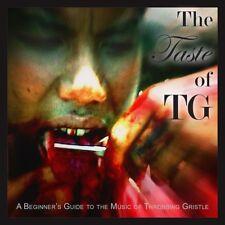 THROBBING GRISTLE The Taste of TG (A Beginners Guide) - CD - Digipak