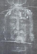 SHROUD OF TURIN JESUS IMAGE PICTURE PRINT CHRISTIAN RELIGIOUS 9 x 13 + FREE GIFT