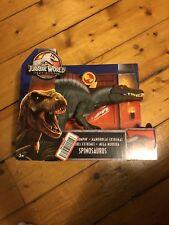 Jurassic World Legacy Collection Extreme Chompin' Spinosaurus Jurassic Park NEW