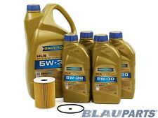 Mercedes Benz ML320 Oil Change Kit - 2007-08 - 3.0L CDI Diesel - MB 229.51