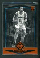 2018-19 Miles Bridges 33/49 Panini Chronicles Rookie RC #346 Majestic