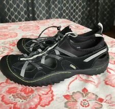 4b4c29a1ccaf4e J-41 Arries Womans Athletic Hiking Shoes Size 10 M Black EUC