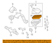 JAGUAR OEM 5.0L-V8-Air Filter C2Z15037