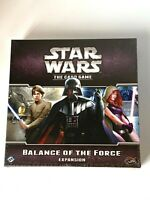 NIB - Star Wars The Card Game Balance of the Force Expansion Factory Sealed 2013