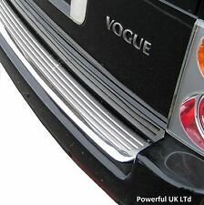 Chrome stainless steel Rear Bumper step trim for Range Rover L322 Vogue GCAT new