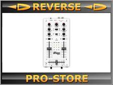 IK Multimedia iRig Mix DJ-Mixer DJ Tool Crossfader 2 Stereo Eingänge Cueing