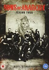 Sons of Anarchy - Season 4 [DVD][Region 2]