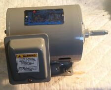 NEW WESTINGHOUSE TECO 1/3 HP, 3450 RPM INDUCTION MOTOR, 3-PH, 230/460 VOLT