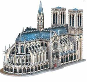 WREBBIT NOTRE-DAME DE PARIS 3D puzzle