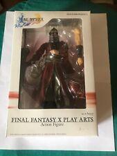 Final Fantasy X Play Arts Action Figure No.3 Auron Square Enix Products