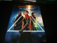 "DVD NEUF ""SPIDER-MAN : FAR FROM HOME"" Tom HOLLAND Samuel JACKSON Jake GYLLENHAAL"
