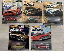 Hot Wheels Fast & Furious Lotto Nuova Collezione 2020