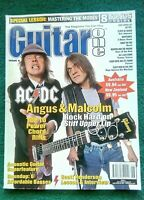 Guitar One Magazine - ACDC - Issue 8 June 2000