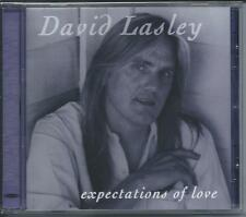 David Lasley - Expectations of Love (CD) Expansion Label Soul & R&B NEW/SEALED