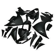 Black ABS Plastic Fairing Body Work For Yamaha YZFR1 YZF R1 2009-2011 2010 09