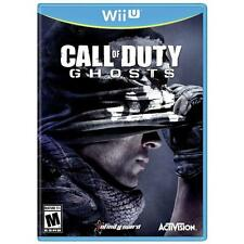 Call of Duty: Ghosts (Nintendo Wii U, 2013)