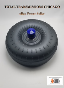 2200-2500 4L60E 700R4 HIGH STALL CHEVY GMC TORQUE CONVERTER 30 SPLINE LOCK UP