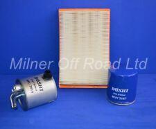 Engine Filter Kit for Nissan Navara D40 2.5TD (YD25DDTI) 6/2006->
