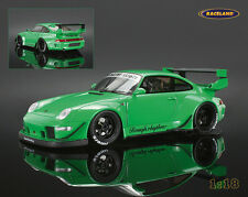 Porsche 993 GLB wide body rough rhythm rugueuse monde terme 2013, GT spirit 1:18