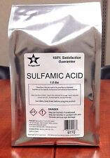 Sulfamic Acid 1 Lb Pack 9770