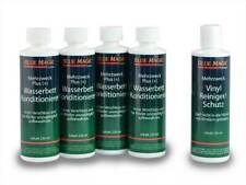 4x 236ml Konditionierer + Vinylreiniger Blue Magic (tm) Wasserbetten