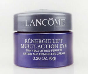 Lancome Renergie Lift and Firming Multi-Action Eye Cream 0.2oz/6g New! Fresh!