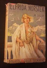 I ROMANZI DELLA ROSA BIBLIOTECA DELLE SIGNORINE ELFRIDA NORSTEN 1940
