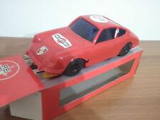 REEL  PORSCHE 911 S  Colore ROSSO  Auto a molla 1:24 Made in ITALY