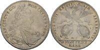 Nürnberg Taler 1757 Kaiser Franz I. #Alb.223