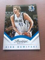 2013-14 Panini Prestige Basketball: Dirk Nowitzki