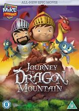 Mike The Knight: Journey to Dragon Mountain [DVD][Region 2]