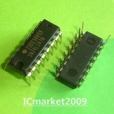 5 PCS SN74LS47N DIP-16 SN74LS47 74LS47 BCD to 7-Segment Decoder