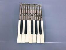 Hammond Organ Keys Full Octave High C M-Series T-Series L-Series Porta B + More