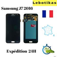 Ecran Lcd Complet Vitre tactile Noir Pour SAMSUNG GALAXY J7 2016 J710F J710FN