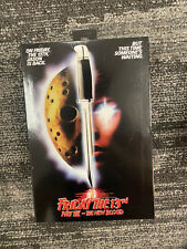 NECA Cult Classics Series 1: Friday the 13th VII Jason Voorhees Action Figure