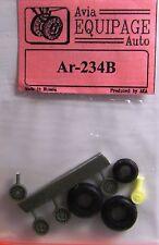 EQA72070 Equipage 1/72 Rubber Wheels forArado Ar-234B
