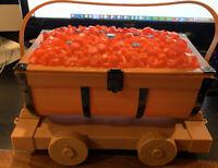 Disney World Seven Dwarfs Mine Train Popcorn Bucket Magic Kingdom Mint