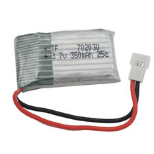 3.7V 25C 702030 350 mAh Li Polymer Li ion battery For RC Drone helicopter models