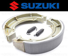 Set of (2) Suzuki REAR Brake Shoes and Springs #64400-11860 (See Fitment Chart)