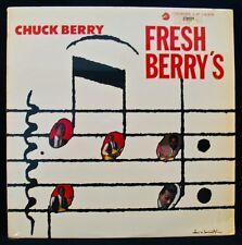 CHUCK BERRY-Fresh Berry's-Near Mint Album Still In Shrinkwrap-CHESS #LPS 1498