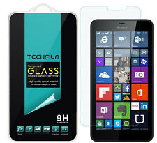TechFilm® Tempered Glass Screen Protector Saver For Microsoft Lumia 640 XL