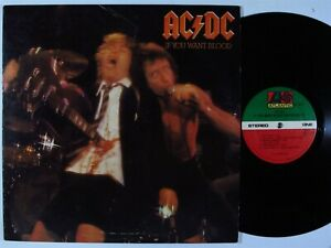 AC/DC If You Want Blood ATLANTIC SD 19212 LP